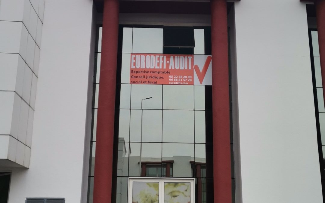 EURODEFI  s'installe dans la zone industrielle CFCIM à Casa-Bouskoura.